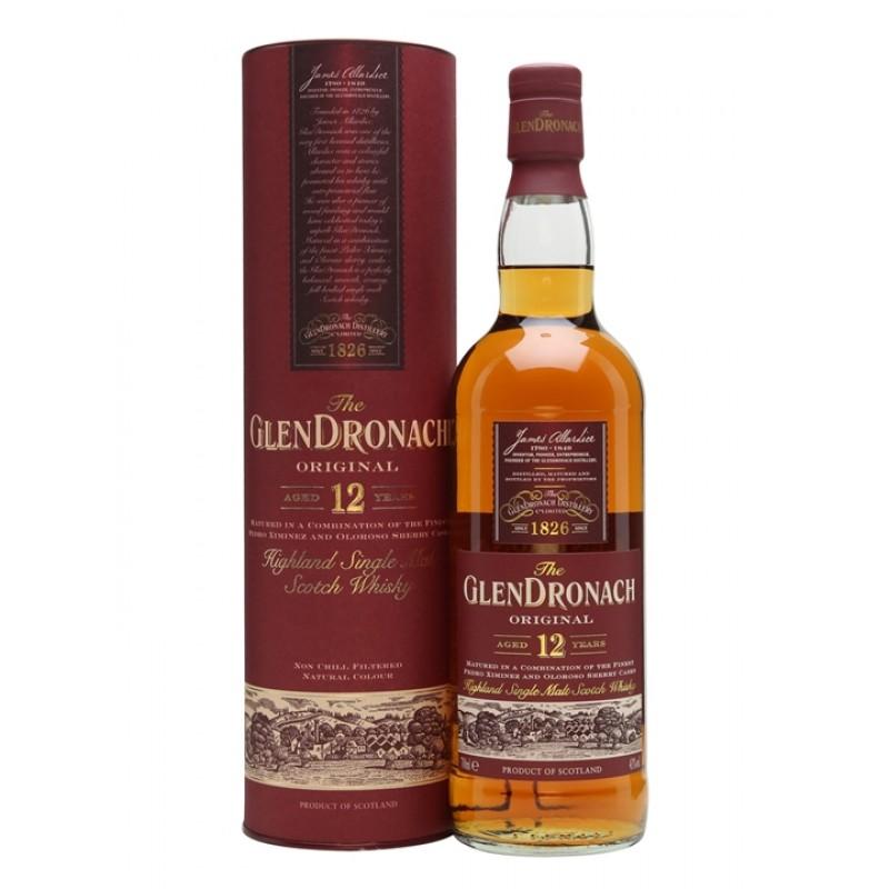 格蘭多納12年Original單一純麥威士忌