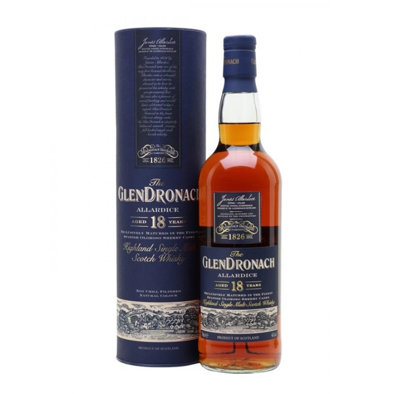 格蘭多納18年Allardice單一純麥威士忌